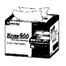 Krew 500 Twin Pop-Up H/D Rags