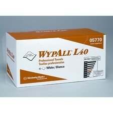 Wypall L40 Professional Wipers - 45 Sheets per Box