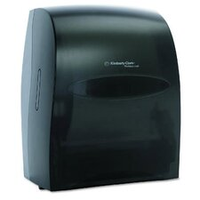 <strong>Kimberly-Clark</strong> Electronic Touchless Towel Dispenser in Smoke / Gray
