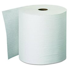 Kleenex Hard 1-Ply Paper Towels - 600 Sheets per Roll