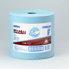 Wypall X60 Jumbo Wipers - 1100 Sheets per Roll