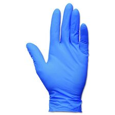 Kleenguard G10 Arctic Nitrile Small Gloves in Blue