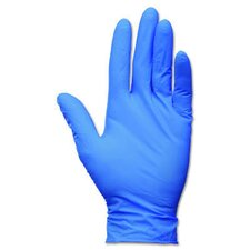 Kleenguard G10 Arctic Nitrile Medium Gloves in Blue