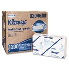 Kleenex Multi-Fold Towel - 8 per Carton