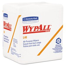 Professional Wypall L40 Wipes (Pack of 54)