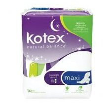 Kotex Overnight Maxi Pad