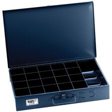 "18"" Wide  21-Compartment Boxes - 54614 compartment box"