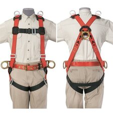 Full-Body Fall-Arrest/Positioning/Retrieval Harness - large full body harness