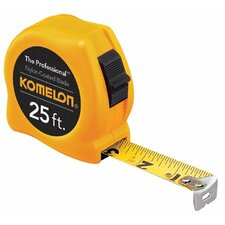 "Professional Series Power Tapes - 16'x3/4"" yellow case steel power tape measure"