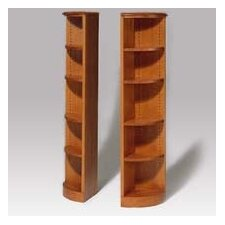 "<strong>Hale Bookcases</strong> 200 Signature Series Quarter Round 60"" Bookcase"