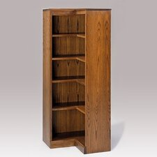 "<strong>Hale Bookcases</strong> 200 Signature Series Inside Corner 60"" Bookcase"