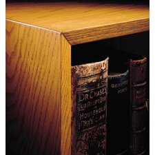 "1100 NY Series Outside Quarter Round 72"" Bookcase"