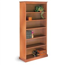 "200 Signature Series 84"" H Six Shelf Deep Storage Bookcase"