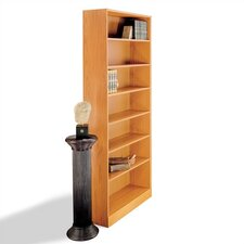 "1100 NY Series 36"" H Deep Three Shelf Bookcase"