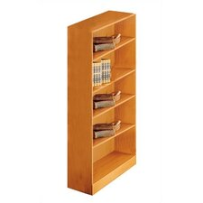 "1100 NY Series 60 "" H Deep Five Shelf Bookcase"