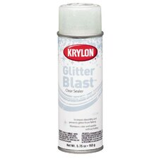 Glitter Blast Spray and Clear Sealer