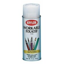 <strong>Krylon</strong> Workable Fixative Spray