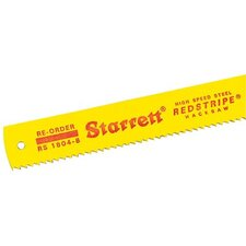 "Redstripe® HSS Power Hacksaw Blades - rs1810-6 18"" 10tpi redst"