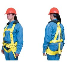 Fall Arrest Harnesses - hcb-fah-3 w/t large 18-1118
