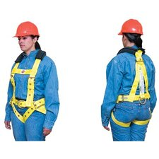 Fall Arrest Harnesses - fah-3-y-2 harness regular 18-1109