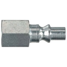 "ARO Style Couplers & Nipples - 1/4""npt female air coupler or nipple"