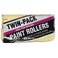 "Roller Covers - 9"" twin pack roller cover"