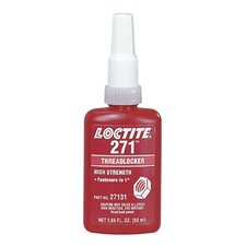 271™ Threadlocker, High Strength - 0.5ml threadlocker 271 high strength