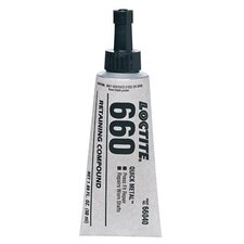 660™ Quick Metal® Retaining Compound - 6-ml quick metal pressfit repair ret cpd 660