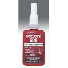 680™ Retaining Compound, High Strength/High Viscosity - 680 retaining compound50 ml
