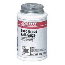 Food Grade Anti-Seize - food grade anti-seize metal-free 8 oz  brush top