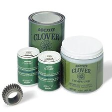 Clover® Silicon Carbide Grease Mix - 1-lb. 240 grit clover silicon carbide gre