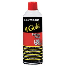 Tapmatic® #1 Gold Cutting Fluids - 11-oz. aerosol #1 gold cutting fluid