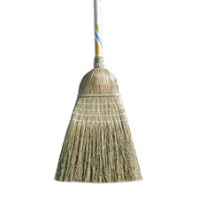 Warehouse Brooms - mixed fiber warehouse corn broom