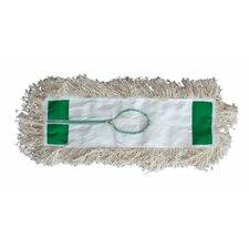 """Industrial Dust Mop Heads - 24"""" 4 ply cotton yarn ind dust mop he"""