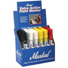 Valve Action® Paint Marker Counter Displays - ma valve action displayasst.