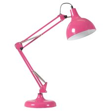 "Lalla 28.5"" H Table Lamp with Bowl Shade"