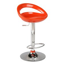 Agnes Adjustable Height Barstool