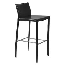 "<strong>Eurostyle</strong> Shen 30"" Adjustable Bar Stool (Set of 2)"