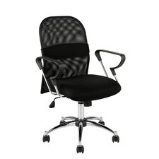<strong>Eurostyle</strong> Marlin Mid-Back Mesh Office Chair with Arms