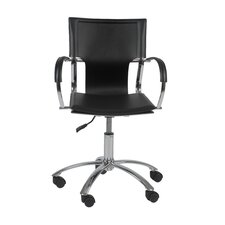 Vinnie Leather Office Chair