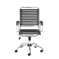 <strong>Eurostyle</strong> Bungie High-Back Office Chair with Flat J-Arm