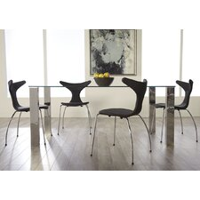 Beth 5 Piece Dining Set