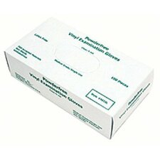 Disposable Vinyl/Latex Gloves - 5-mil medical grade disposable glove powder (100 per box)