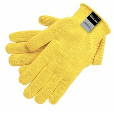 Kevlar® Gloves - 100% kevlar knitted gloves small regul