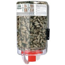 Moldex - Plugstation Earplug Dispensers Plugstation 500 Pairs Camo Plugs Nrr 33 W/ Mou: 507-6648 - plugstation 500 pairs camo plugs nrr 33 w/ mou