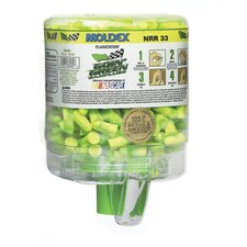 Earplug Dispenser With 250 Pair Single Use Goin' Green® Foam Earplugs