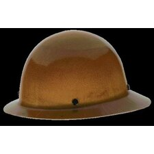 Tan Skullgard® Class G Type I Hard Hat With Fas-Trac® Suspension
