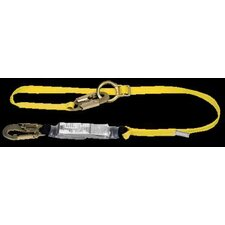 Leg Tie-Back Workman™ Shock Absorbing Lanyard