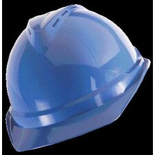 V-Gard® Advance Class C Type I Polyethylene Vented Hard Cap With Fas-Trac® 6-Point Suspension And Glaregard™ Underbrim