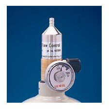 LPM Model RP Fixed Flow Regulator For RP Style Calibration Gas Cylinders